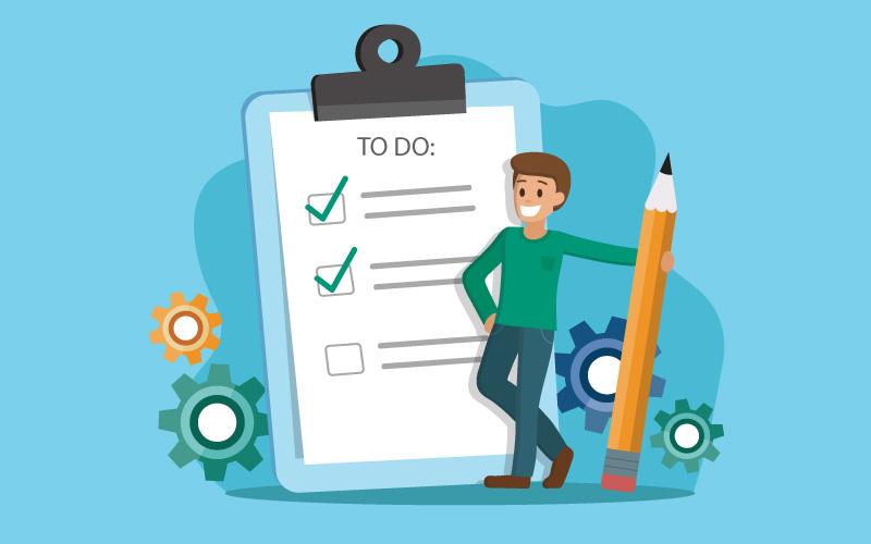 Cloint 5. To – Do List